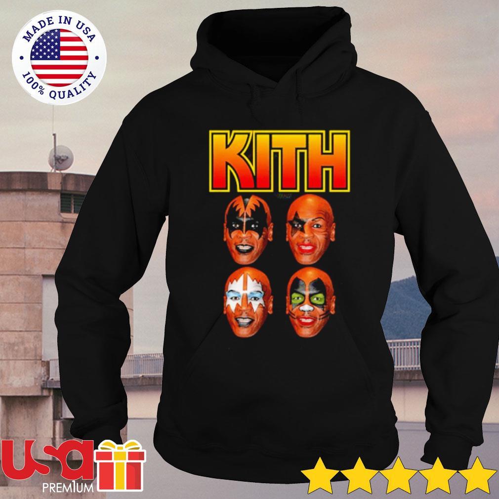 Mike Tyson Kiss Parody Kith Tyson Shirt hoodie