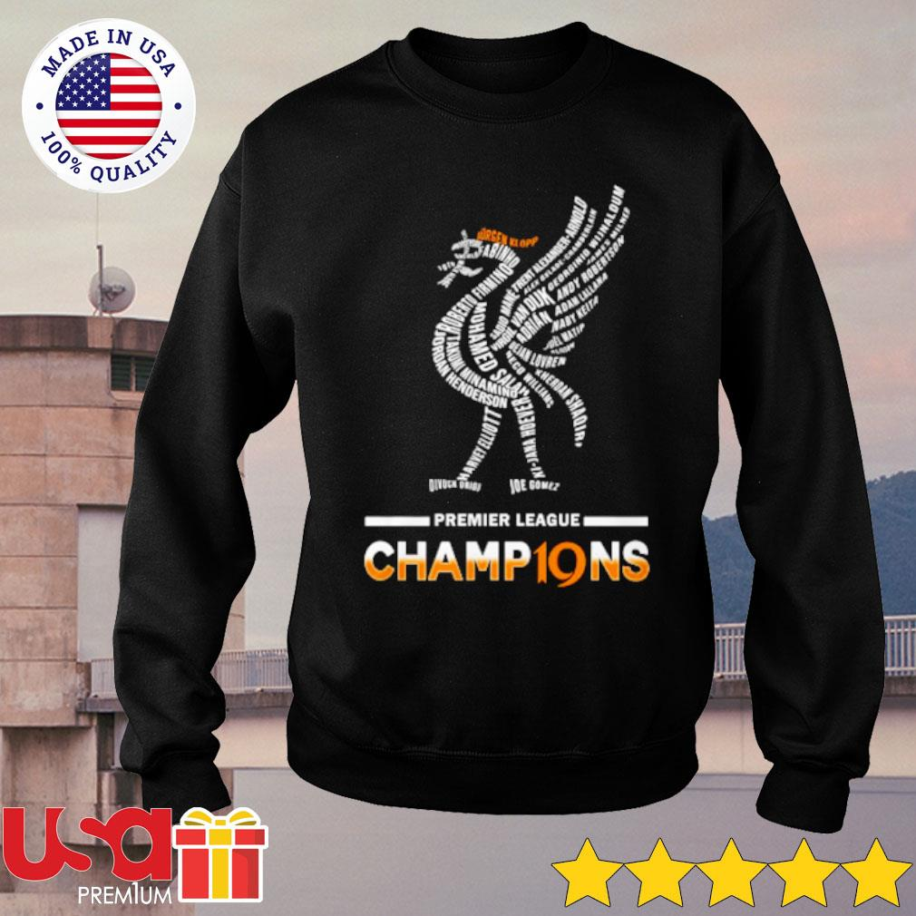 Premier League Champions Shirt sweater