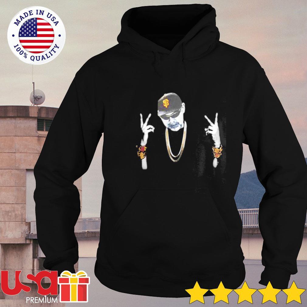 Bruce Bochy San Francisco Giants Hip Hop s hoodie