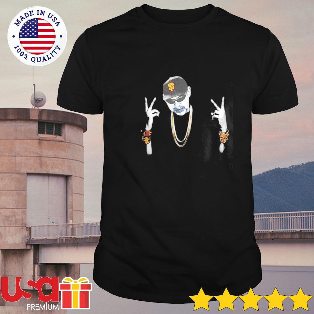 Bruce Bochy San Francisco Giants Hip Hop shirt