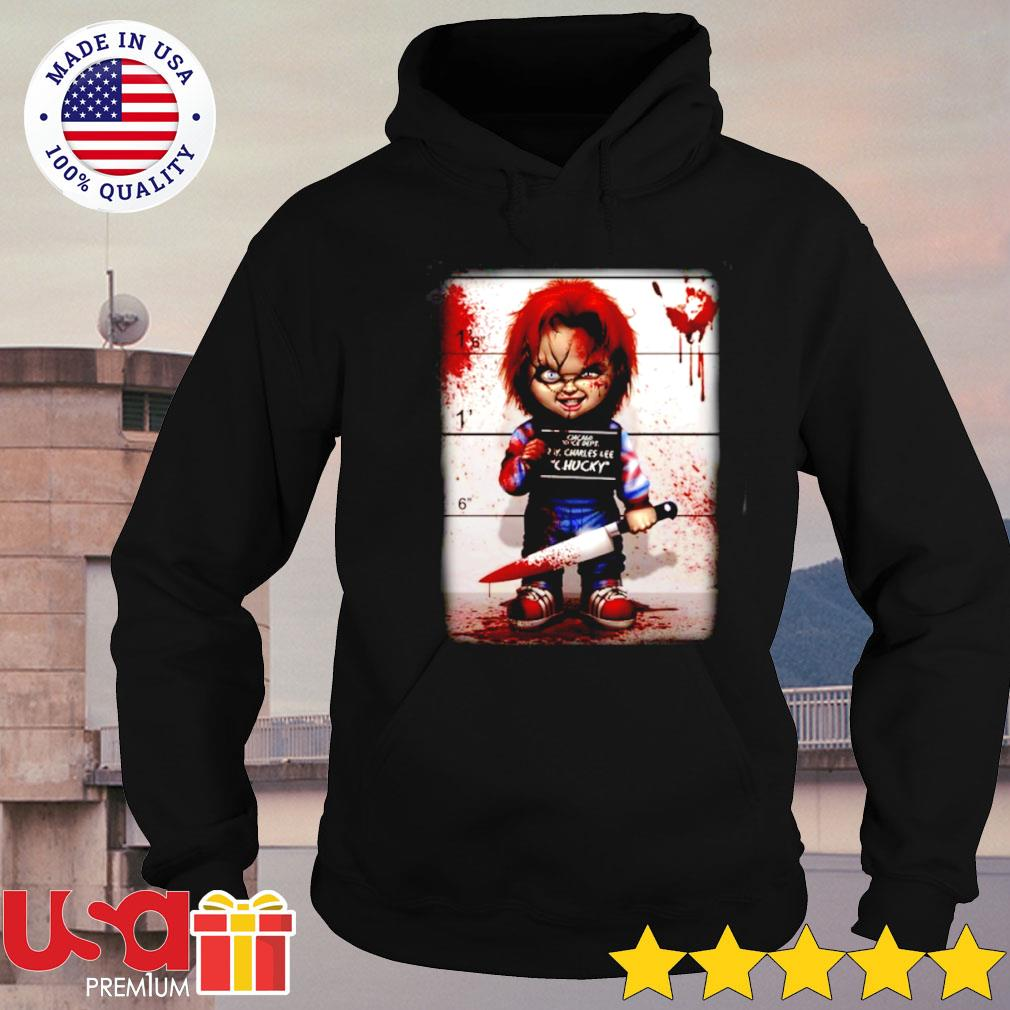 Charles Lee Chucky good guy Halloween s hoodie
