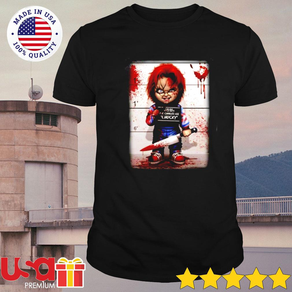 Charles Lee Chucky good guy Halloween shirt
