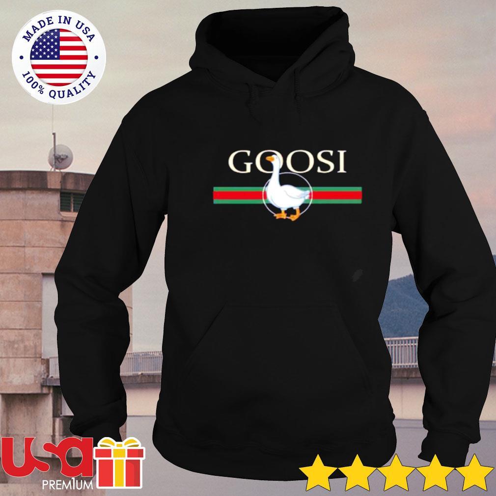 Goose Gucci Goosi s hoodie