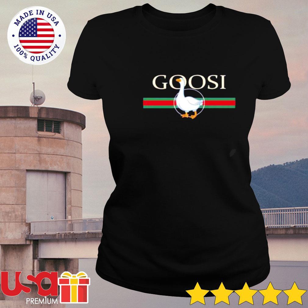 Goose Gucci Goosi s ladies-tee