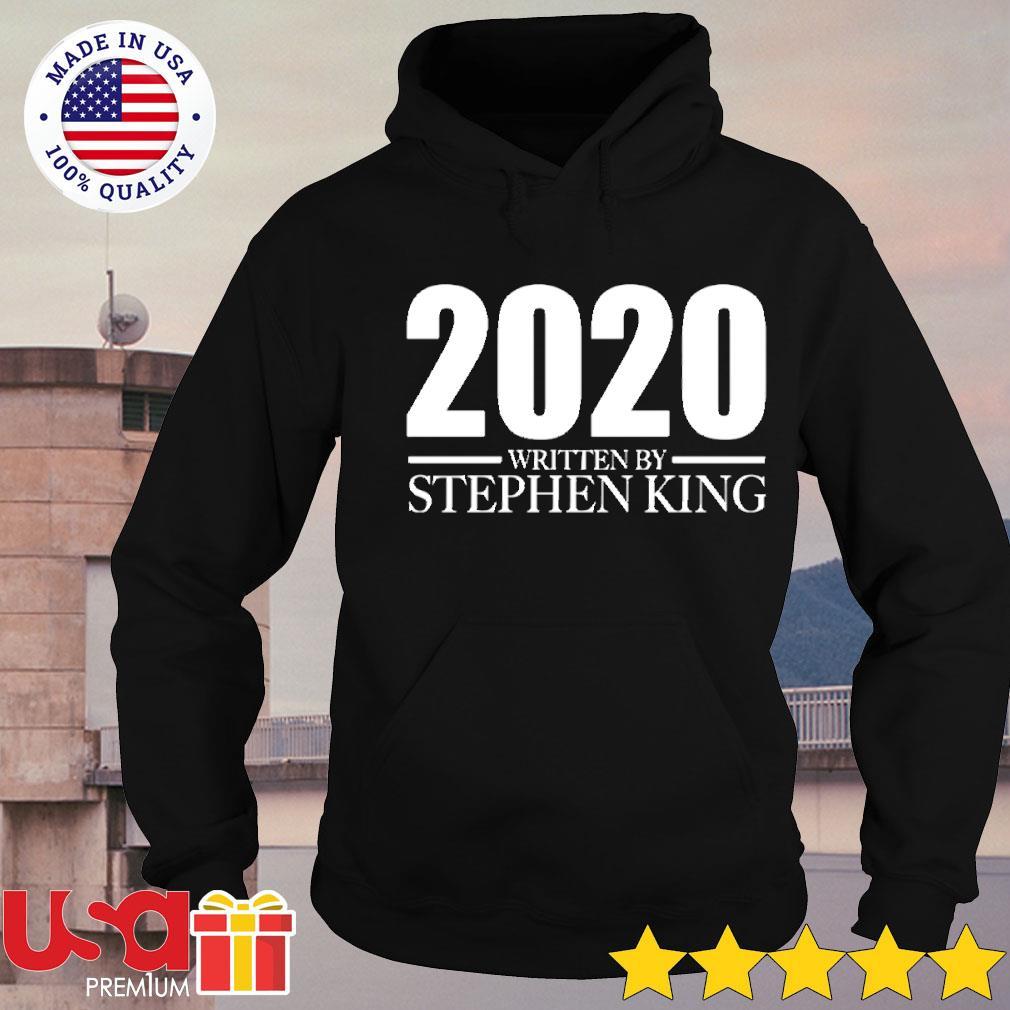Halloween 2020 written by Stephen King s hoodie