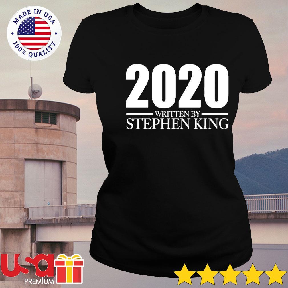 Halloween 2020 written by Stephen King s ladies-tee