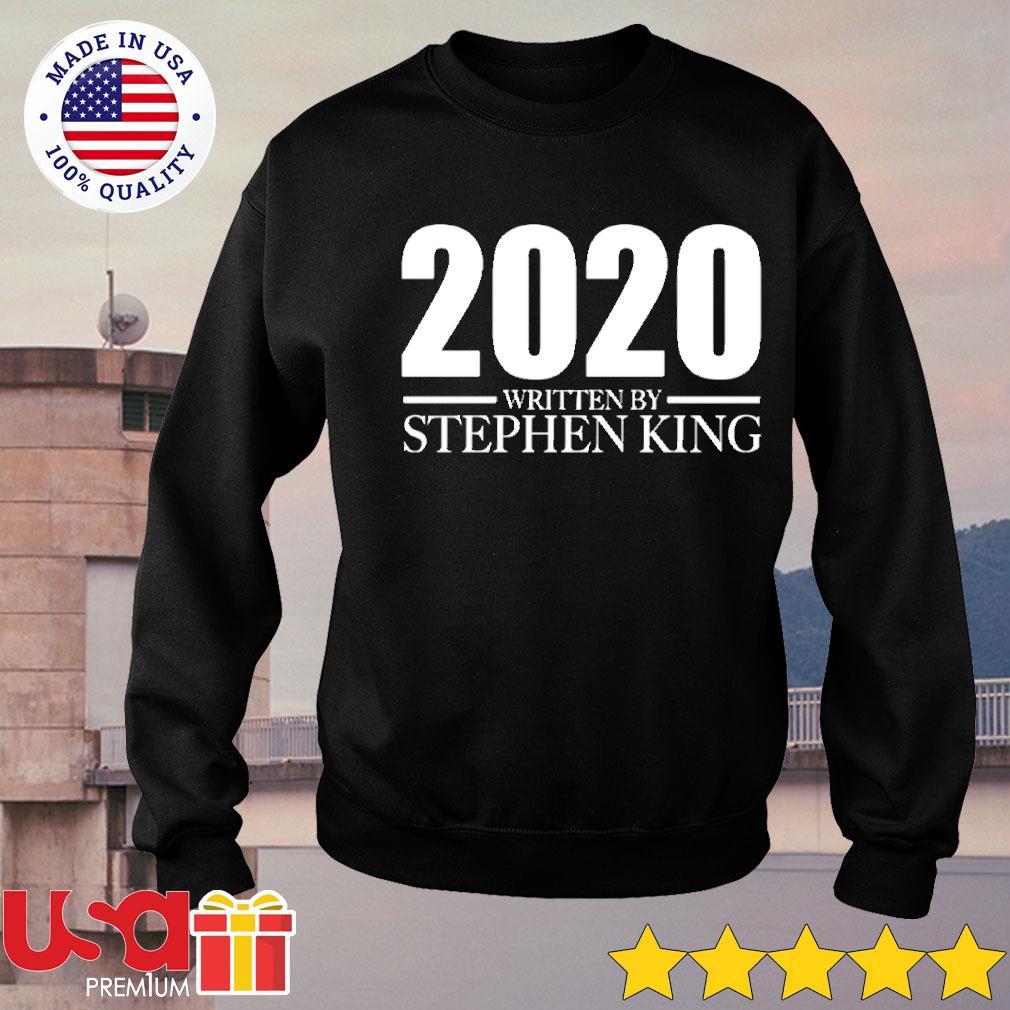 Halloween 2020 written by Stephen King s sweater
